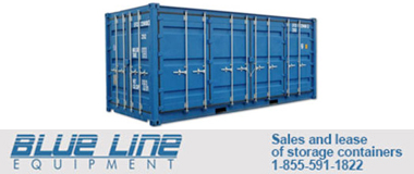 Blue Line Equipment