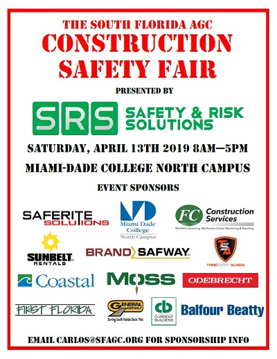 SFAGC Safety Fair Flyer Med